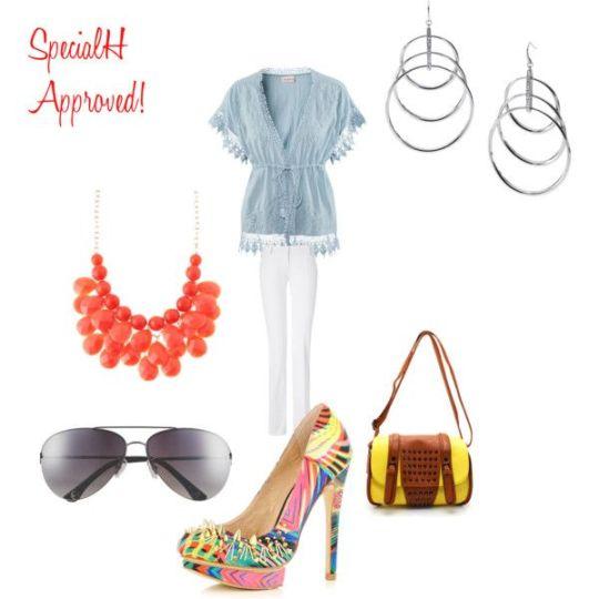 Sample look to wear to happy hour in DTLA!