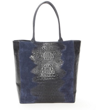 Chrissie bag in Midnight Blue from the Fall 2013 Collection