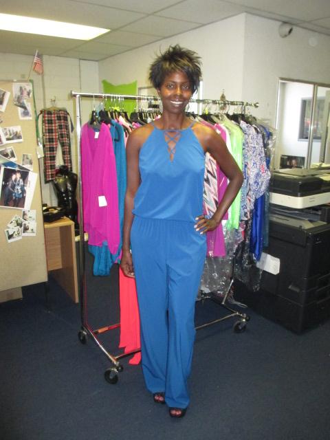 Janessa jumpsuit, $98 wholesale